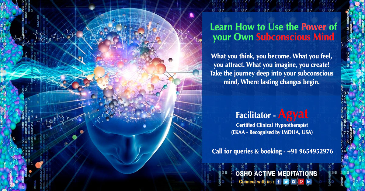 How can I learn to do subconscious thinking ...